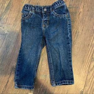 Carters 12m jeans